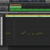 【DTM】Logic Pro X のピアノロールの背景を変える