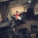 【バンド活動 20140707】スタジオ練習