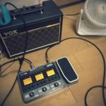【バンド活動 20140828】 ひたすらギター練習