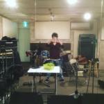 【バンド活動 20151010】スタジオに戻ってきた!!