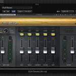 簡単にロック向けのドラムサウンドを!!Waves CLA Drums