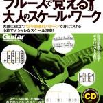 ギターのアドリブやソロワークが苦手な人はペンタトニック+αの形でアプローチしてみよう!!