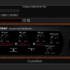 一言では言い表す事が出来ないピッチシフト+リバースエコープラグイン!!SoundToys Crystallizer