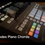 Mellow Rhodes Piano BeatMaking on the Maschine Studio