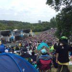 名古屋野外ロックフェス FREEDOM NAGOYA'2017  に行ってきたぜ!!