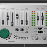 iZotope Vinyl でお手軽にヴァイナルサウンドを楽しもう!!