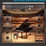動作は軽快ながら色んな表情が出せるピアノ音源!!Native Instruments The Grandeur