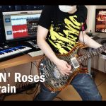 Guns N' Roses – Nightrain [GUITAR SOLO COVER] [INSTRUMENTAL COVER] by Yuuki-T